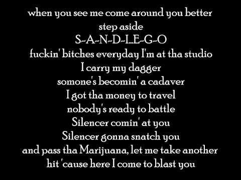 Sureno Thug (with lyrics)