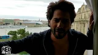 RJ Malishka kar rahi hai bacha party ki star se setting with Varun Dhawan!