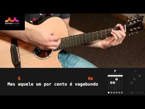 Karaokê com Cifra - Aquele 1% - Marcos e Belutti part.Wesley Safadão - Minhasmusicas.com