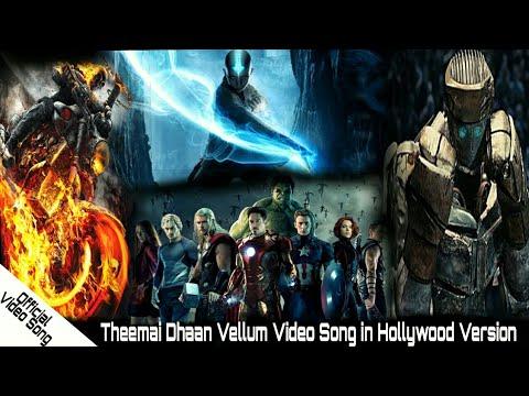 Thani Oruvan Theemai Dhaan Vellum Song In...