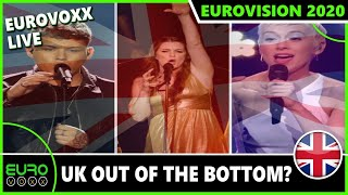 EUROVISION 2020: ARE THE UK'S FORTUNES FINALLY CHANGING? | EUROVOXX LIVE