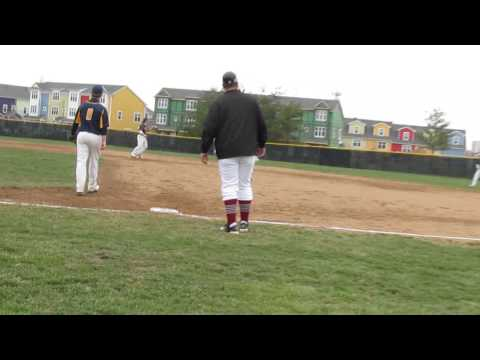 AC vs SP baseball clip 8  4 4 14