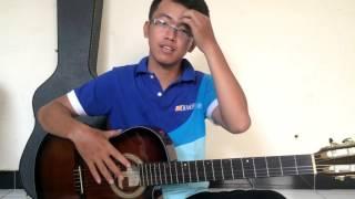 An Tĩnh - Vương Tuấn Khải (An jing - Wang Jun Kai) guitar tutorial
