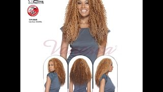 Vanessa Fifth Avenue: Tops Miami (big a$$ curls) Thumbnail