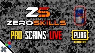 PUBGM - Pro SCRIMS | TEAM ZS