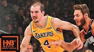 Los Angeles Lakers vs Portland Trail Blazers Full Game Highlights | April 9, 2018-19 NBA Season