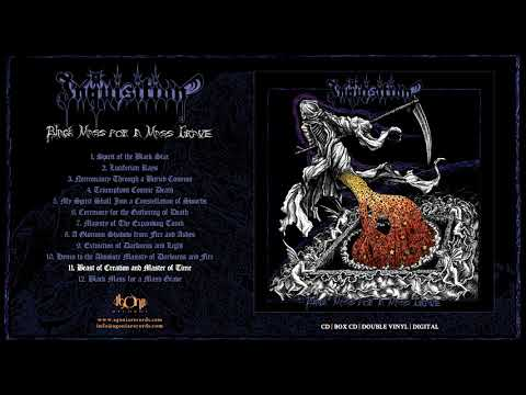 INQUISITION - Beast of Creation and Master of Time (Official Track Stream)