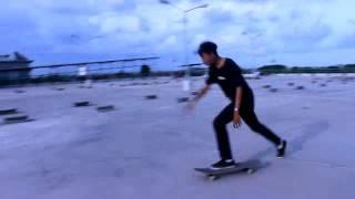 Transmage Skate Trip 2016 At Mall Bali Galeria
