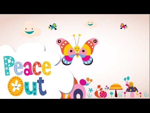 Peace Out Guided Relaxation for Kids | 6. Butterfly