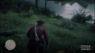 Legendary Beaver Hunt Red Dead Redemption 2