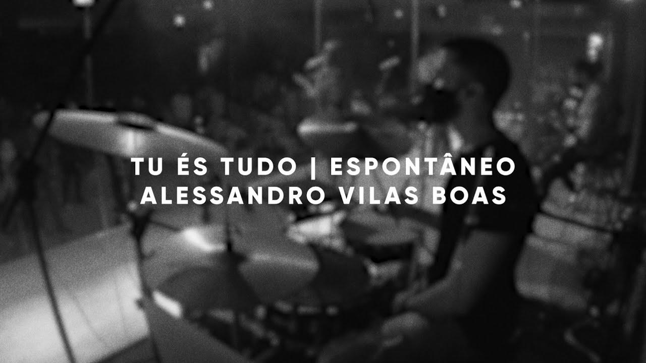 FONTE SOUNDS   Tu és Tudo + Espontâneo (Alessandro Vilas Boas) (DrumGuita Cam)