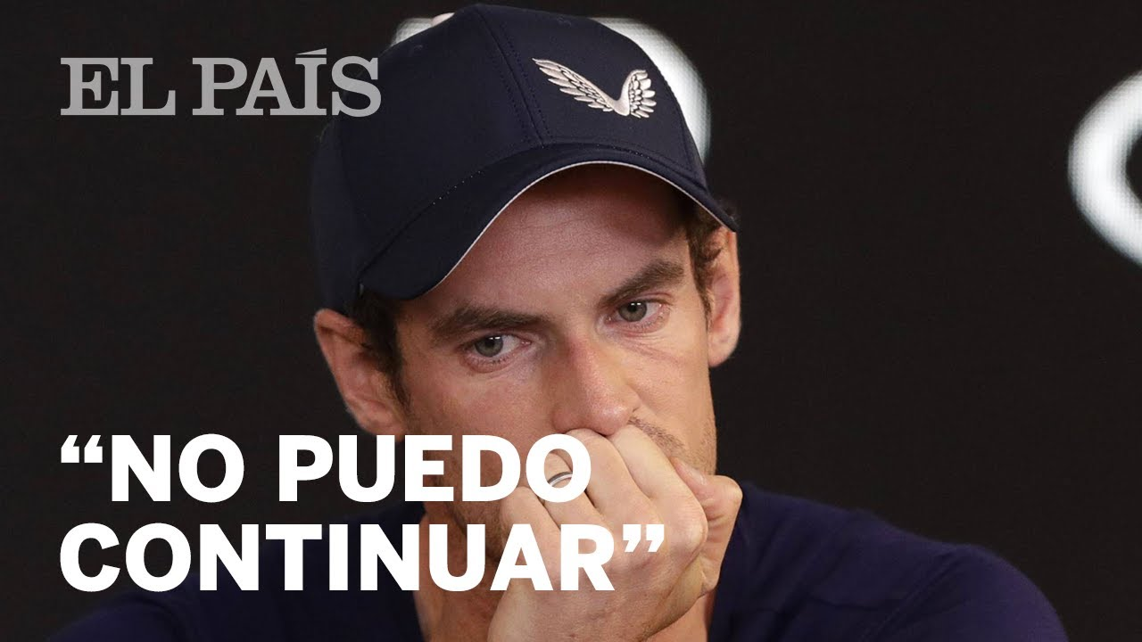 Andy MURRAY rompe a llorar al anunciar su RETIRADA del TENIS| Deportes #1