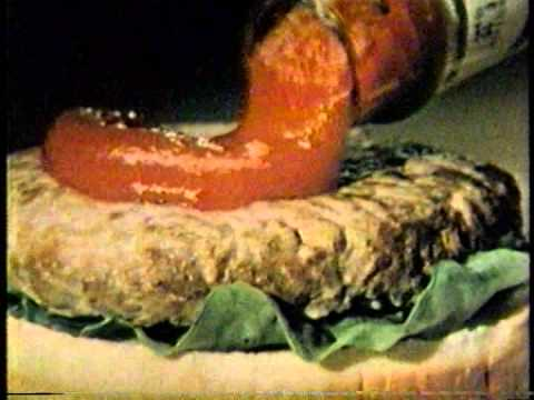 Heinz Ketchup Anticipation TV commercial 1978