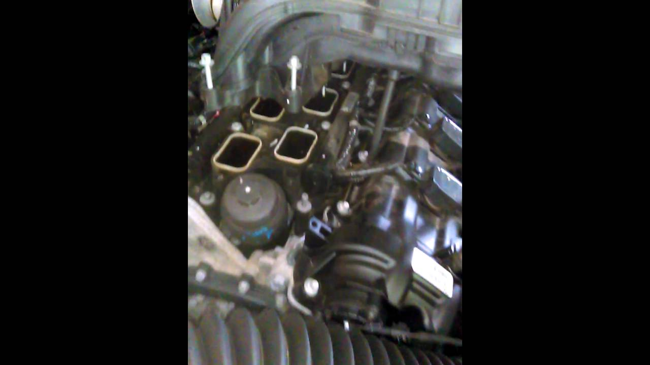 maxresdefault removing intake manifold 2013 dodge charger 3 6 l v6 youtube  at eliteediting.co