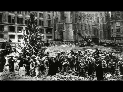 History of the Rockefeller Center Christmas Tree, from Small to Super-sized