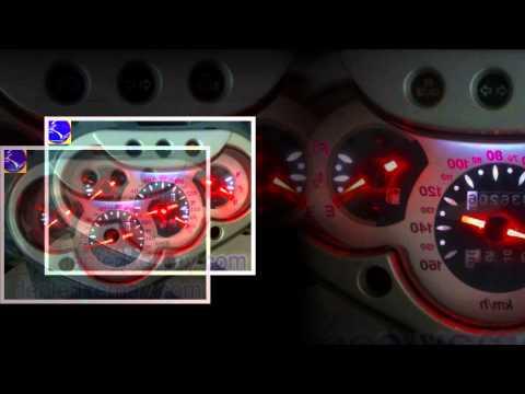 làm đèn led tại sài gòn, chuyên độ xe wave 110, wave rsx, wave ampha....