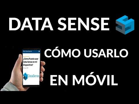 Cómo Usar Data Sense en tu Dispositivo Android
