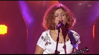 June - Me And My Chauffeur Blues - Blind Audition - The Voice of Switzerland 2014