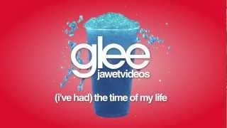 Glee Cast - (I've Had) The Time Of My Life (karaoke version)