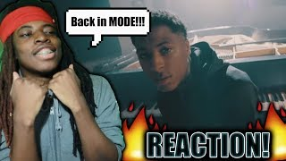 YoungBoy Never Broke Again - Self Control REACTION (Official Video)