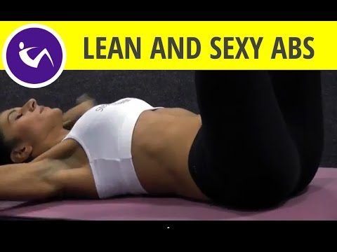 Stomach workout at home: exercise upper abdominal muscles
