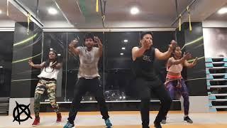 Los 4 - Quisiera Volver - Fitness Choreography By ANSHU TIWARI