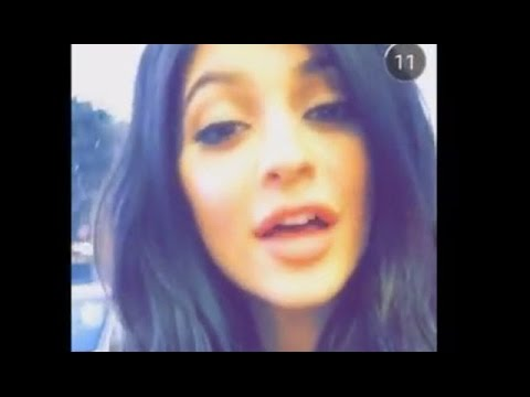 Kylie Jenner Debuts Singing Voice On Snapchat?