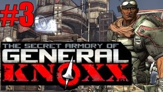 "Borderlands: The Secret Armory of General Knoxx! - Part 3 - ""LEGENDARY"" Prison! (Lockdown Palace)"