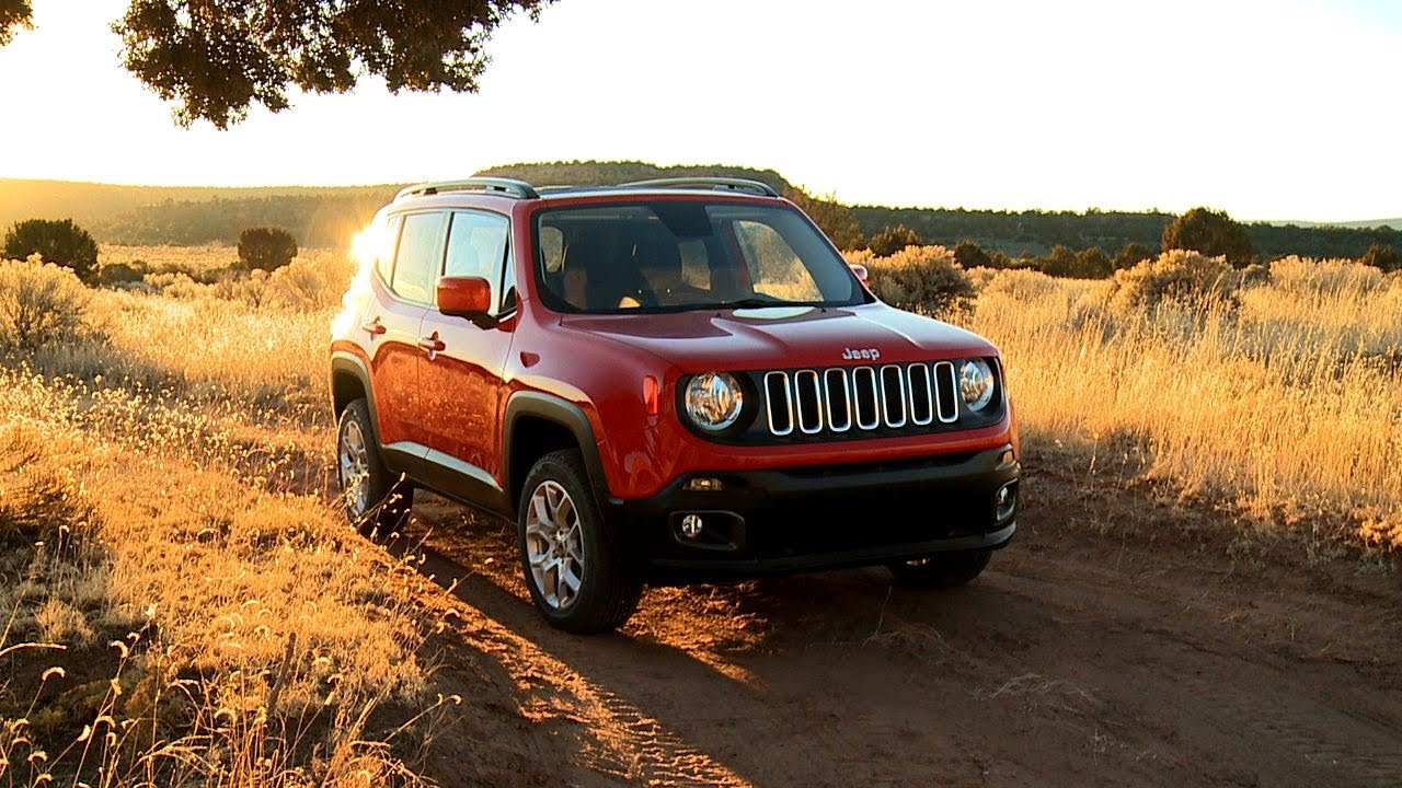 2015 Jeep Renegade - YouTube
