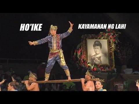 Merrie Monarch Ho'ike 2015: Kayamanan Ng Lahi Philippine Folk Arts