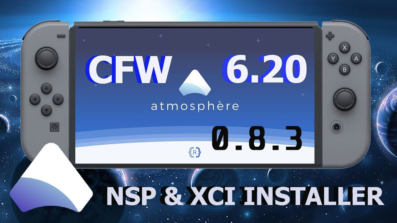 CFW ATMOSPHERE 0 8 3 NINTENDO SWITCH REBOOT SEM PC E DONGLE