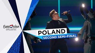 RAFAŁ - The Ride - LIVE - Poland 🇵🇱 - Second Semi-Final - Eurovision 2021