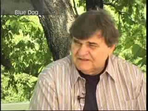 George Rodrigue interview - Plum-TV Aspen, CO