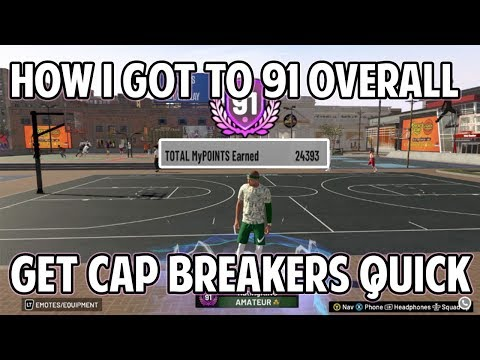 Nba 2k Capbreakers