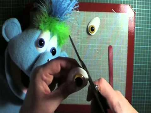 """VR puppet builds """"Making eyes with spoons"""""""