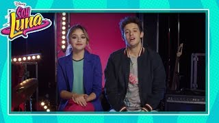 Soy Luna | La Music Challenge di Karol e Ruggero - Disney Channel IT