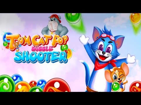 Tomcat Pop: Bubble Shooter Android Gameplay (Beta Test)