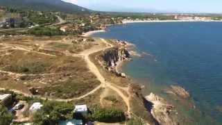 Les Criques de Porteils, un camping de luxe dans les Pyrénées Orientales - Campings.Luxe