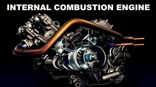 Types of Internal Combustion IC Engines