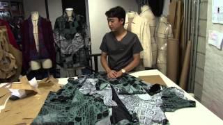 Um Olhar faz visita guiada com Fernanda Yamamoto ao seu atelier