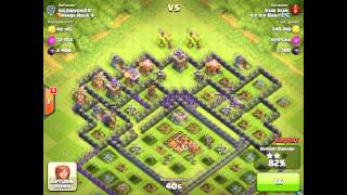 Clash of Clans - My 10 ladies