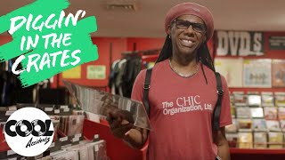 Diggin' In The Crates With Nile Rodgers | Cool Accidents