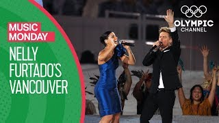 Nelly Furtado Interview 2015 - Performing with Bryan Adams at Vancouver 2010 | Moments In Time