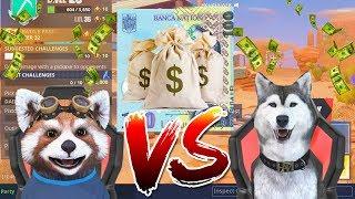 1 VS 1 REAL MONEY WITH HARMFUL IN FORTNITE * not clickbait *