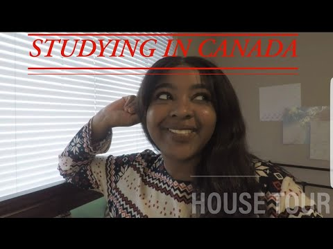 House Tour London Ontario | Finding Accomodation |Fanshawe College Student|Studying In Canada