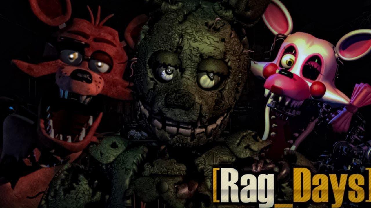 Rag Days или лучший сериал по фнаф 2