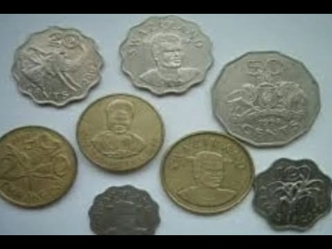 The Bank would like to notify that the Swazi Post still receives the old coin series