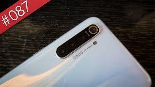 【阿哲】我用了一支不到8000元的手機一個禮拜... - realme XT 使用心得 [#087]