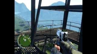 Far Cry 3: Костюм-крыло (часть 1)