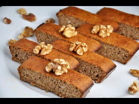 gâteau-3-ingrédients-facile-aux-noix-sans-gluten